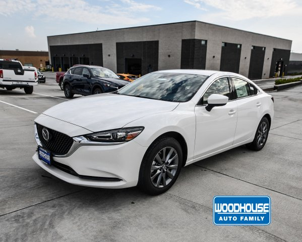 New 2019 Mazda6 Sport With Navigation