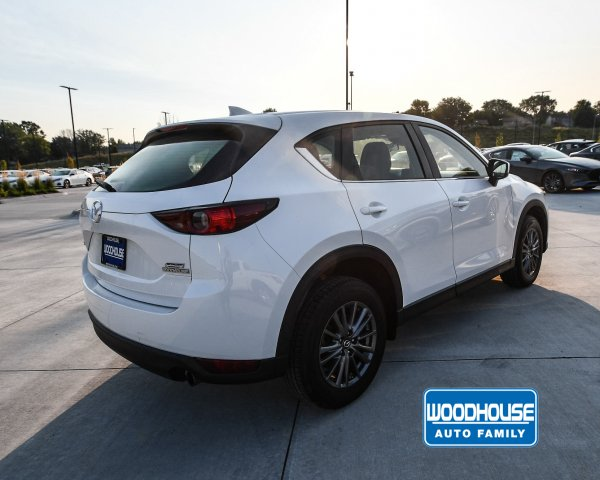 Certified Pre-Owned 2017 Mazda CX-5 Sport